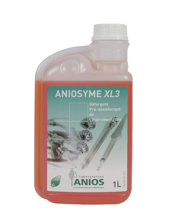 Mynd Aniosyme XL3 1L með skammtara