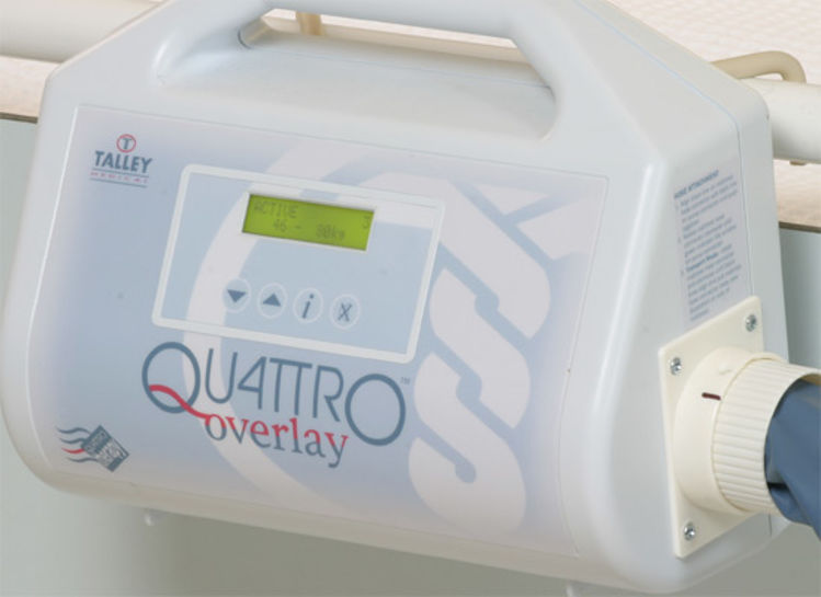 Mynd Loftdýna Quattro Overlay