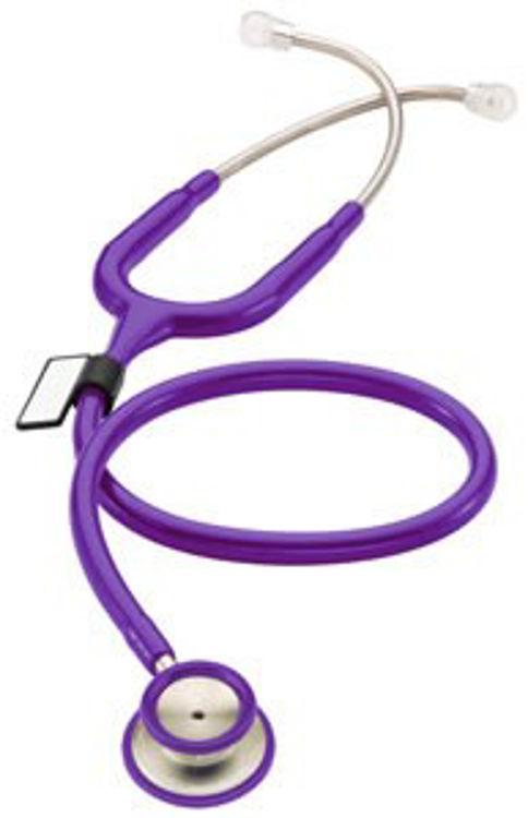 Mynd Stethoscope MD ONE Fjólublátt